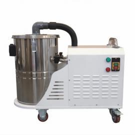 真空吸尘器,5.5KW移动式工业集尘机