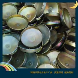 利阳环保φ230除尘滤袋吊帽镀锌吊帽紧箍力强密封性能好厂价出售