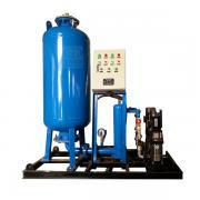 【江河环保】全自动数字智能定压补水真空排气设备销售
