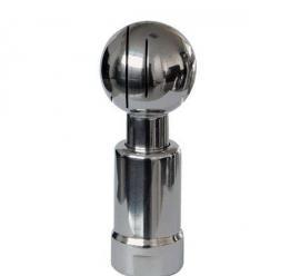 不锈钢旋转清洗球 卫生级清洗球,螺纹,快装,插销清洗球