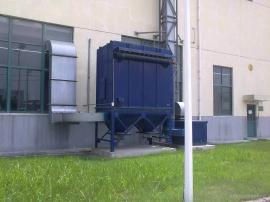 介绍机械振打单机除尘器 PL单机袋式除尘器 科宇环保