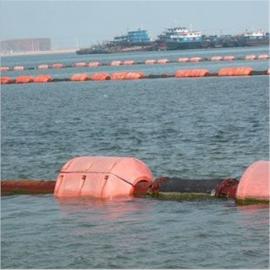 海上抽沙船两半片夹抽沙管道塑料实心耐磨损管道浮体