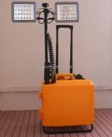 自由光开普多功能升降工作灯|应急抢修工作灯