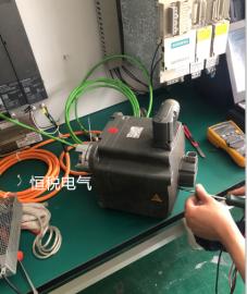 加工中心西门子系统Z轴编码器坏(十年维修调试)