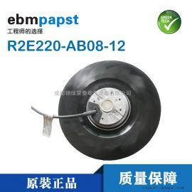 AB变频器风机R2E220-AB08-12散热风扇