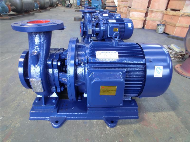 ISWR型卧式热水管道泵