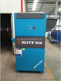 工业车间厂房 粉尘治理 一体式滤筒除尘器 脉冲滤筒集尘机