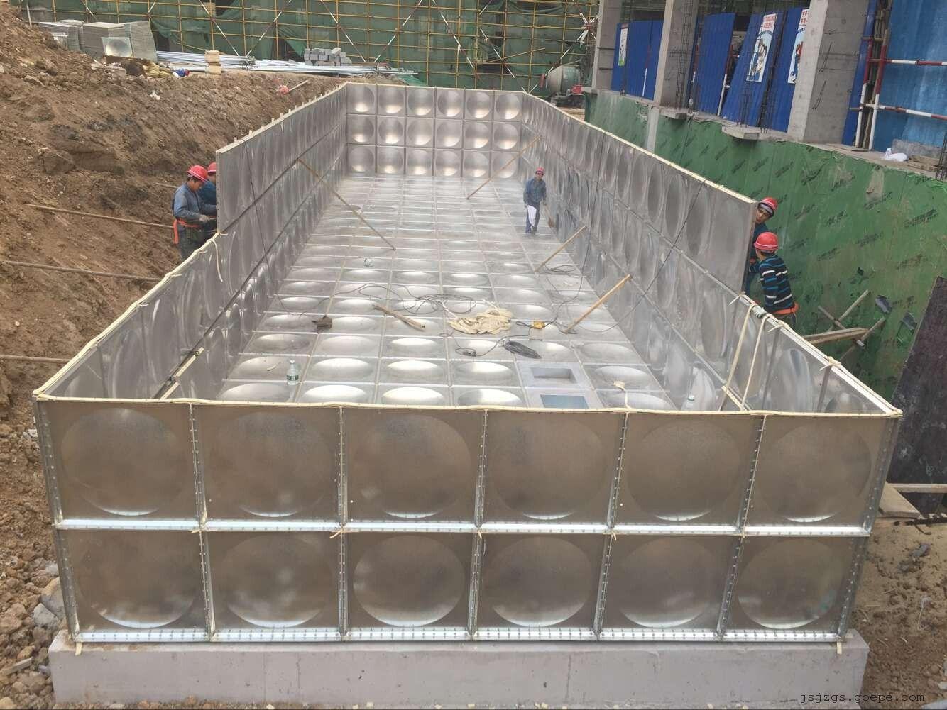地埋式消防箱泵一体化