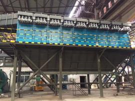 塑烧板除尘器的工作原理抗静电 塑烧板除尘器耐湿性塑烧板除尘器