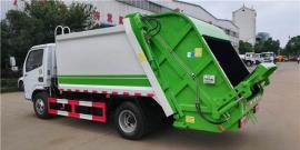 东风小多利卡压缩垃圾车