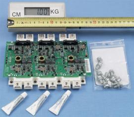 ABB变频器800系IGBT FS450R17KE3/AGDR-71C