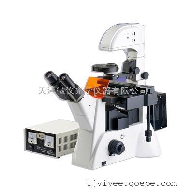 科研级三目倒置荧光显微镜WYS-37XBY