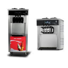 小型台式冰激凌机,冰激凌机网红,进口冰激淋机