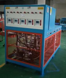 辊筒辊轮加热、导热油循环加热设备、油循环式模温机