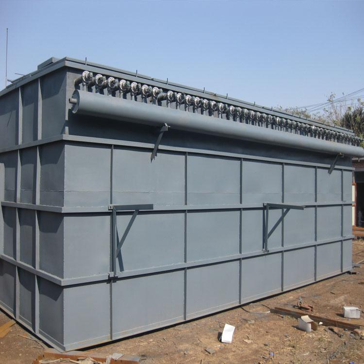 仓顶布袋除尘器单机布袋除尘器锅炉脉冲袋式除尘器