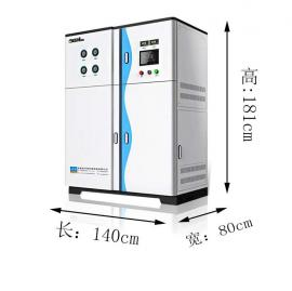 SF系列一体化去离子水机丨食品饮料行业纯水设备