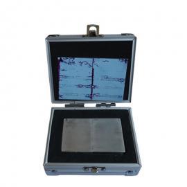 A型铝合金渗透试块 渗透探伤灵敏度试块
