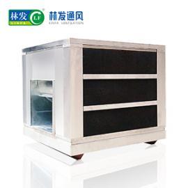 OLS离心式侧出风环保空调机 通风降温设备