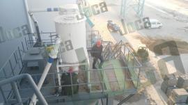 粮食储运加工粉尘处理方案-工业除尘系统