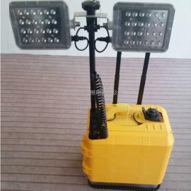 SFW6121开普静音发电机多功能升降工作灯