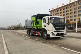 程力威6方车厢可卸式垃圾车 生活垃圾运输车