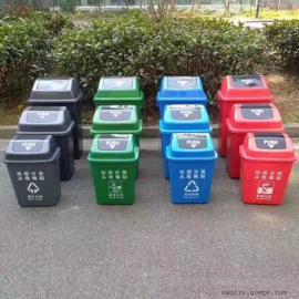 格拉瑞斯塑料垃圾桶厂 定制户外垃圾桶 小区口垃圾桶 送货到家