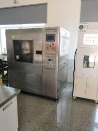 汽车电器IPX9K喷淋试验箱