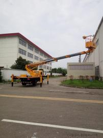22米直臂高空作业车