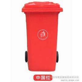 塑料垃圾桶 环保分类垃圾桶 小区四色分类垃圾桶 格拉瑞斯定制