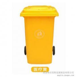 格拉瑞斯塑料垃圾桶厂 户外分类垃圾桶报价