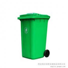 塑料垃圾桶规格 小区垃圾桶尺寸 格拉瑞斯厂垃圾桶240L