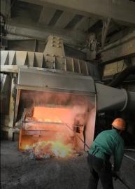 熔炼炉除尘器
