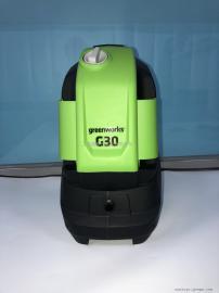 格力博 GreenworksG30手提式 高压清洗机 庭院清洗机