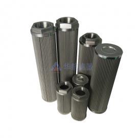 定制不锈钢折叠滤芯 黎明WU系列滤芯 液压滤芯