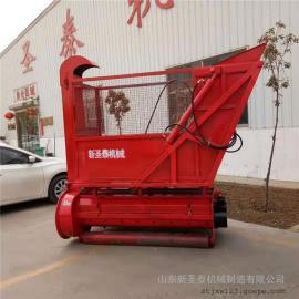 玉米秸秆收割机型号 多功能粉碎回收机圣泰 现货直发