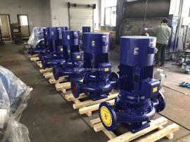 ISG清水管道泵