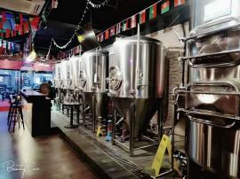 3000升小型精酿啤酒厂北京赛车,自酿啤酒北京赛车免费安装