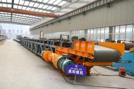矿用皮带输送机保养方法 嵩阳煤机