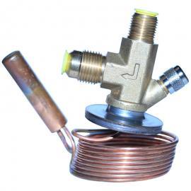 TIE HW|艾默生TIE系列精确控温R22系统用可换阀芯式热力膨胀阀