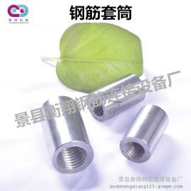 铁标钢筋套筒 正反丝钢筋连接套筒 变径钢筋接驳器 钢筋直螺纹套&