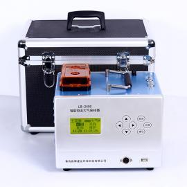 LB-2400智能加热恒流连续自动大气采样器