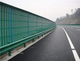 高架桥隔音板报价-桥梁上声屏障多少钱-彩色声屏障板生产厂