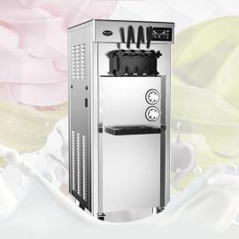 无人冰激凌机报价,七色冰激凌机,冰激凌机小型