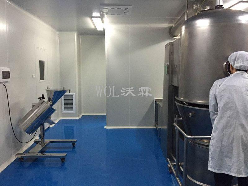 化妆品厂净化工程 无尘车间净化工程
