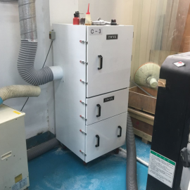 脉冲工业除尘器