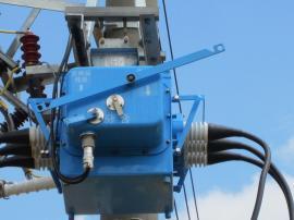 户外电动10kv高压负荷开关FZW28-12/630A