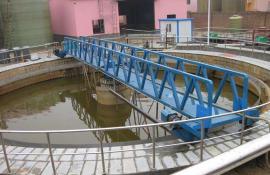 GZF辅流式钢制沉淀池