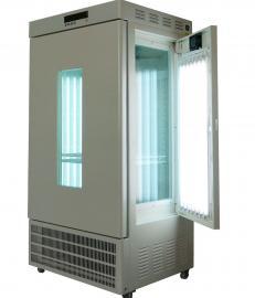 HYM-100-G植物的发芽光照培养箱 沪粤明小动物的饲养试验箱
