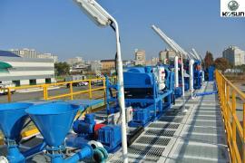 科迅固控系统,专业泥水分离处理方案