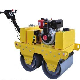 SY-600C手扶振动压路机 双钢轮柴油压路机